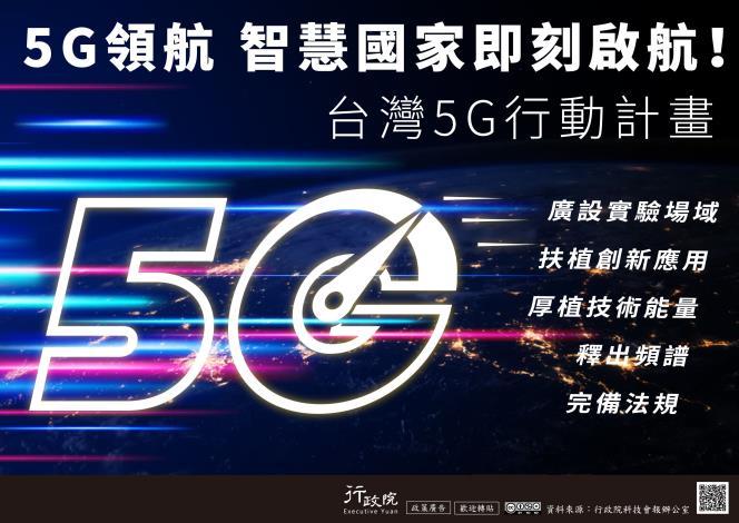 台灣5G行動計畫