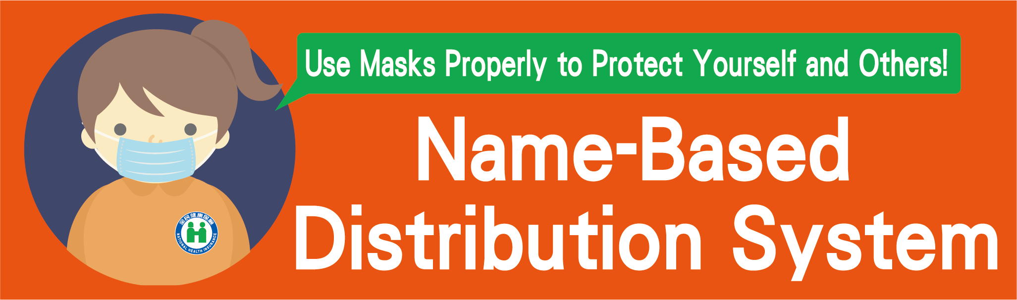 Name-Based Mask Distribution System (Start from 3/12)