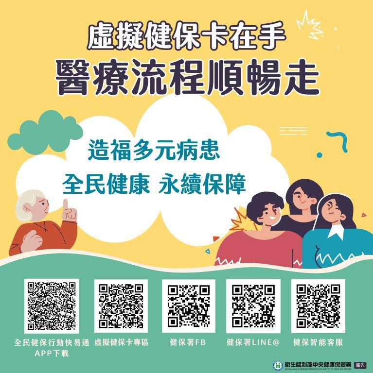 虛擬健保卡申請流程懶人包10