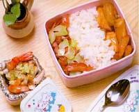 海鮮盅盒餐