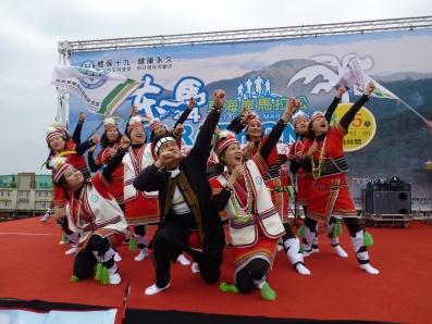 「台灣的驕傲」原住民舞蹈秀